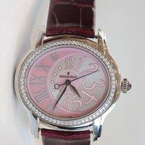 Audemars Piguet 39.55mm Ladies Millenary Steel Watch 77301ST.Z...