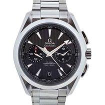 Omega Seamaster Aqua Terra Co-Axial GMT Chronograph