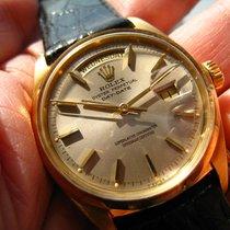 Rolex 1802 1,6m serie YG DayDate Perfect Champagne dial '67