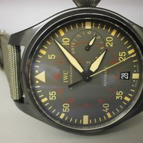 IWC Big Pilots Watch Top Gun Miramar Iw5019-02 48mm 7 Day Power