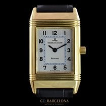 Jaeger-LeCoultre Reverso Lady 18 Gold, Box & Papers 260.1.08