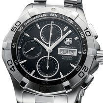 TAG Heuer AQUARACER Automatic Chronograph Taucheruhr Calibre...