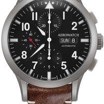 Aerowatch LES GRANDES CLASSIQUES  PILOTE - 100 % NEW - FREE...