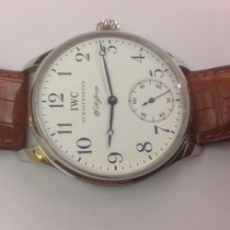 IWC Portuguaise F.A.Jones stainless steel ref.IW 5442