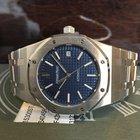 Audemars Piguet 15300 Steel Blue dial Boutique Edition