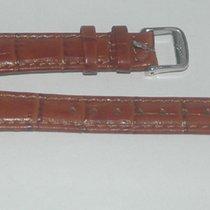 Longines Leder Armband Leather Bracelet 15mm Neu