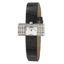 Corum Artisans Golden Tube 18K White Gold Diamonds