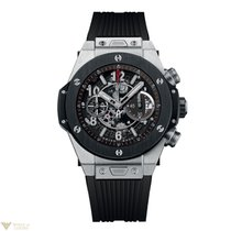 Hublot Big Bang Unico Titanium Ceramic Rubber Automatic...
