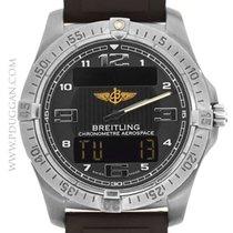 Breitling titanium Aerospace Avantage