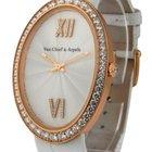Van Cleef & Arpels Timeless XL with Diamond Bezel