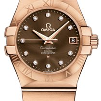Omega Constellation Co-Axial Automatic 35mm 123.50.35.20.63.001