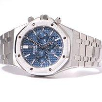Audemars Piguet Royal Oak Chronograph Blue Boutique