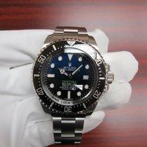 Rolex D-Blue Deepsea Sea-Dweller 116660  James Cameron