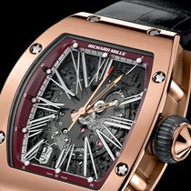 Richard Mille RM023 with diamond Red Gold New