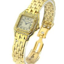 Cartier WF3072B9 Small Size Panther - Yellow Gold on Bracelet...
