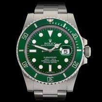 Rolex Submariner Hulk Stainless Steel Gents 116610LV