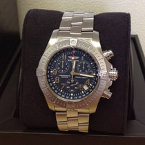 Breitling Avenger Seawolf A73390 - Serviced By Breitling