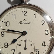 Perseo Pocket watch Perseo FS (state railway), men's, 1940s