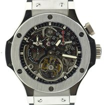 Hublot Bigger Bang Skeleton Limited Ed Tourbillon Platinum