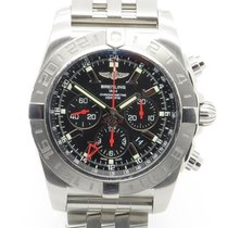Breitling Chronomat Gmt Limited Edition 2000 Pieces Ab0412...