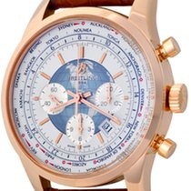 Breitling Transocean Chronograph Unitime RB0510UO/A733-2CT