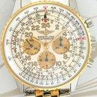 Breitling D12022 Navitimer Cosmonaute Chronograph, Steel &...