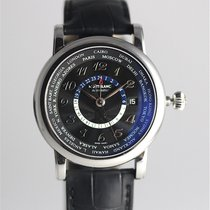 Montblanc Star World Timer Gmt Automatic