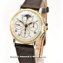 Baume & Mercier Vintage Chronograph mit Mondphase