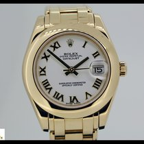 Rolex Oyster Datejust yellow gold with yellow gold bracelet