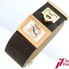 Chopard Happy Diamonds 18K/750 Rosegold/Leder/Brillant 0,05ct...