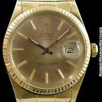 Rolex 15037 Oyster Perpetual Date 14k
