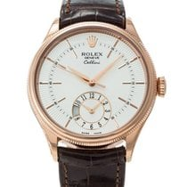 Rolex Cellini Dual Time rose gold 18kt