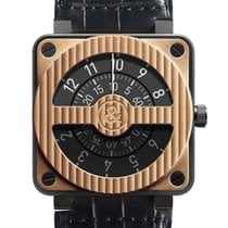 Bell & Ross BR01-92 Automatic 46mm BR01-92 Compass Pink...