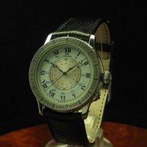 Longines Lindbergh Stundenwinkeluhr Edelstahl Box &...