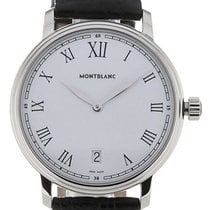 Montblanc Tradition Date 36 Leather