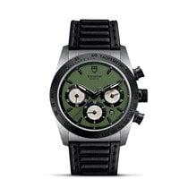 帝陀 (Tudor) Fastrider Chronograph 42010N-LS Green