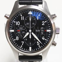 IWC Pilot's Double Chronograph 46mm – Iw377801
