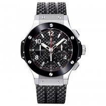 Hublot Big Bang 44mm Automatic Chronograph-no Date Mens watch...