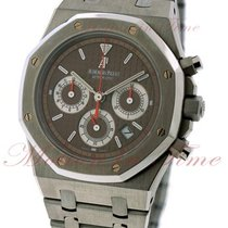 Audemars Piguet Royal Oak Chronograph, Brown Dial with Orange...