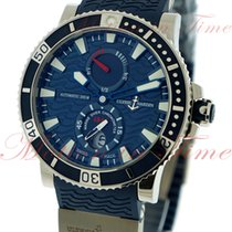 Ulysse Nardin Maxi Marine Diver, Blue Dial - Stainless Steel...