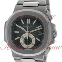 "Patek Philippe Nautilus Chronograph ""Discontinued Model&#3..."