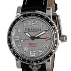 Graham Silverstone Time Zone GMT