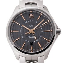 TAG Heuer Link Calibre 7 GMT