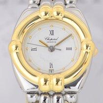 Chopard Gstaad Ladies Luxus Uhr Stahl/ Gold Top Klassiker...