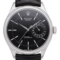 Rolex Cellini Date 50519 Schwarz