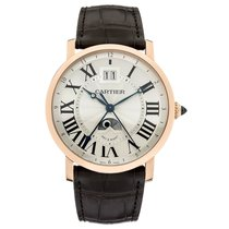 Cartier Rotonde De Cartier Large Date Second Time Zone 42mm