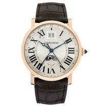 Cartier Rotonde De Cartier Large Date Second Time Zone 42mm
