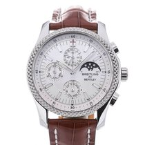 Breitling for Bentley 42 Automatic Moon Phase Leather
