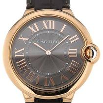 Cartier Ballon Bleu De Cartier 40 Rose Gold Grey Dial