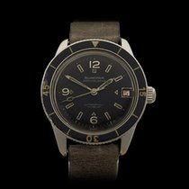 Blancpain Fifty Fathoms Incablock Stainless Steel Gents